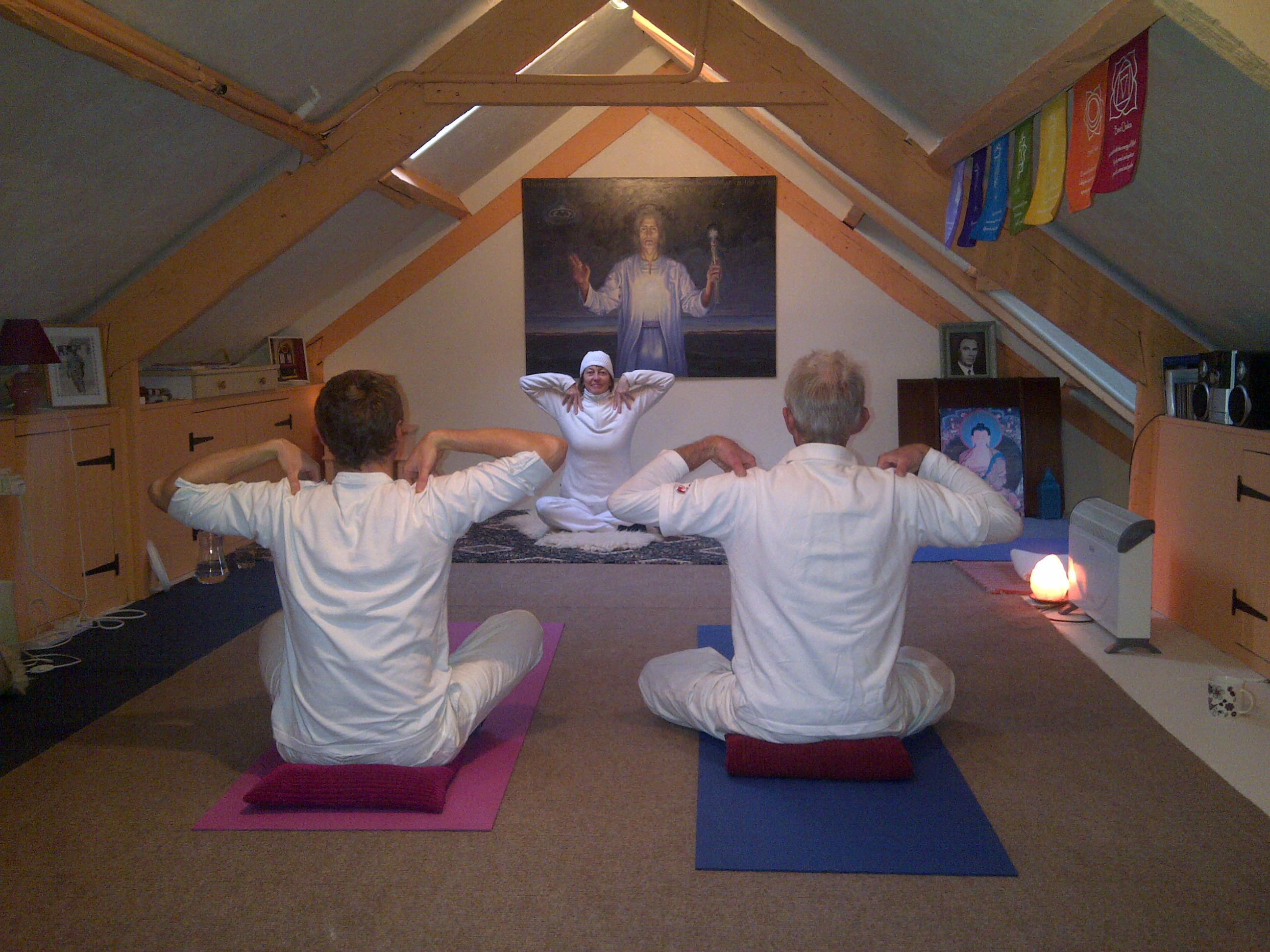 yoga, healing, cleanse, detox, retreat, devon, UK